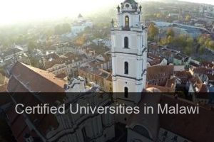 Certified Universities in Malawi