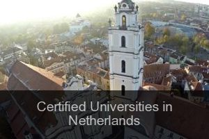 Certified Universities in Netherlands