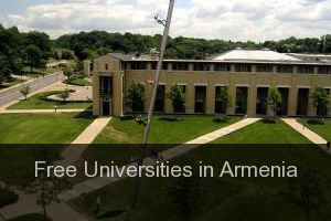 Free Universities in Armenia
