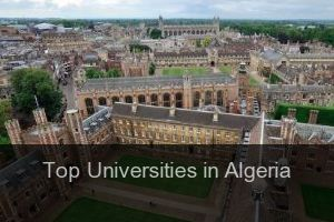 Top Universities in Algeria