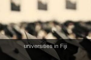 Universities in Fiji